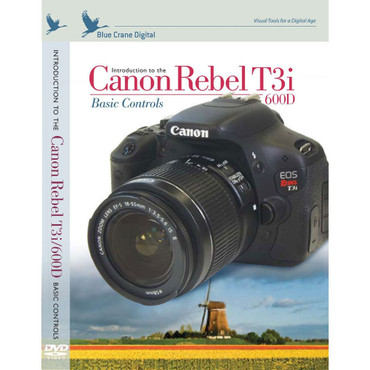 Introduction To The Canon T3i: Basic