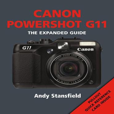 Canon G11 book