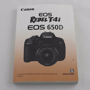 Canon T4I/EOS650D Guide