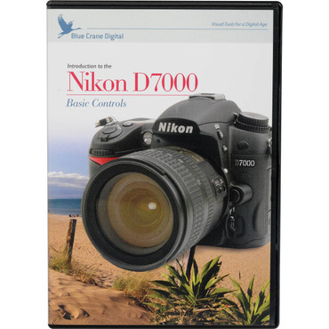 Introduction To The Nikon D7000 DVD