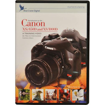 Introduction To The Canon Xsi/450D & XS/1000D