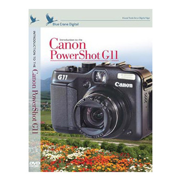Introduction To Canon Powershot G11