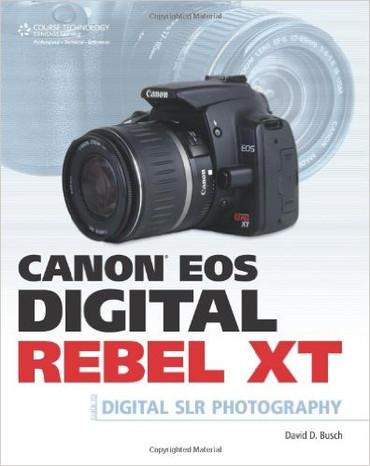 Canon Digital Rebel XT Book