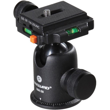 Vanguard SBH-50 Series Ball Head