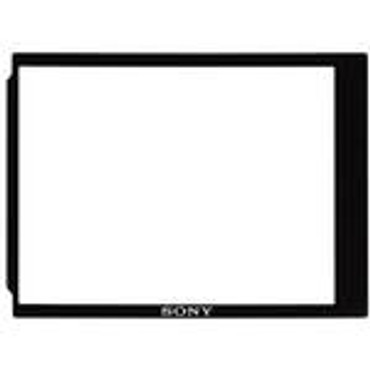 Sony PCKLM15 LCD Protector for DSC-RX1 (Black)