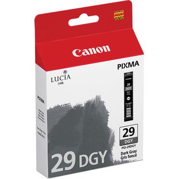 PGI-29 Dark Gray Ink Cartridge For Pixma PRO-1