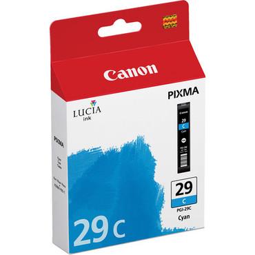 PGI-29 Cyan Ink Cartridge For Pixma PRO-1