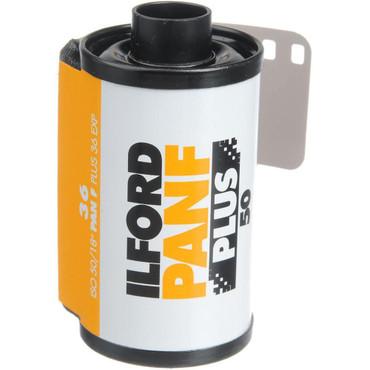 Ilford PanF Plus 120 Film 50 (B&W)