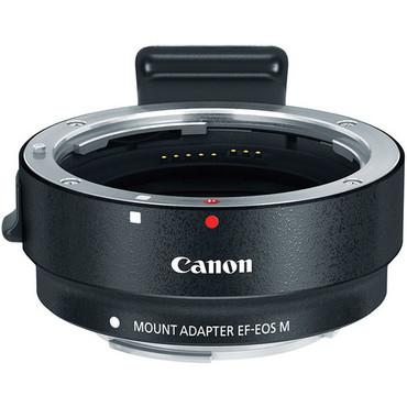 Canon EF-M for EF/EF-S Mount Adapter  Lenses