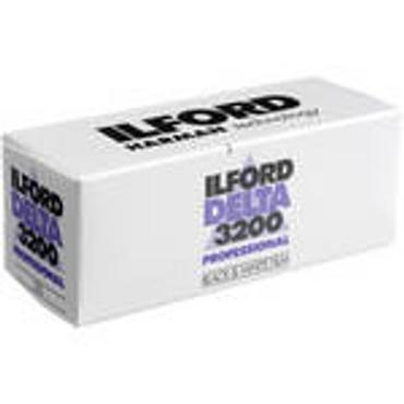 Ilford Delta 120 Film 3200  (B&W)