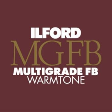 Ilford Multigrade FB Warmtone Glossy 8x10'',25 Sheets