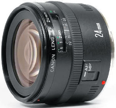 Canon EF 24Mm F2.8
