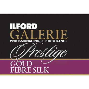 "Prestige Gold Fibre Silk 310Gsm 24X39"" Roll"