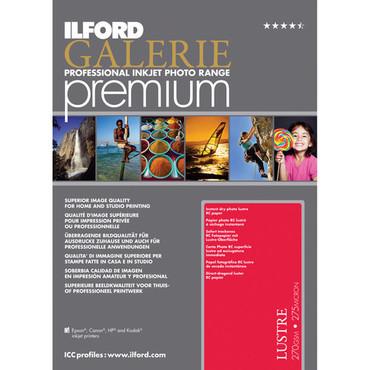 "Galerie Premium Lustre Paper (8.5X11"" - 25 Sheets)"