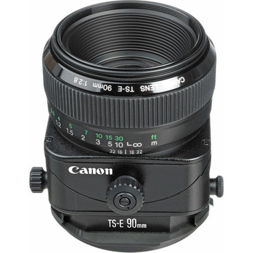 TS-E 90Mm F/2.8 Tilt Shift