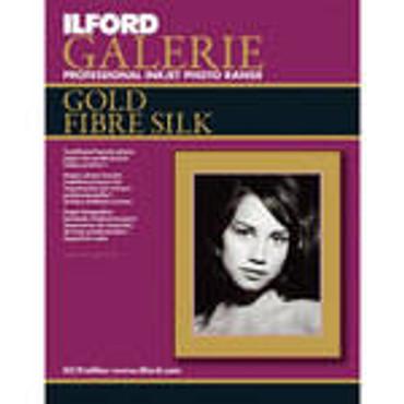 """Ilford - 44""""X40` GOLD FIBRE SILK"""