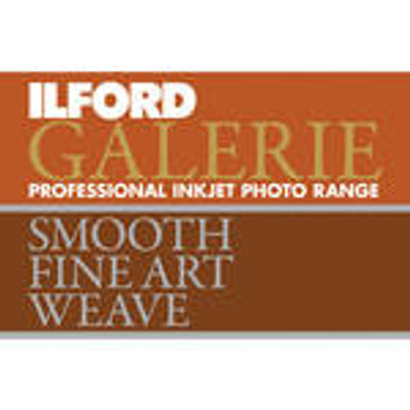 "Ilford - 24""X50` Smooth Fine Art Weave"