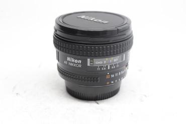Pre-Owned - Nikon AF Nikkor 20Mm F2.8D