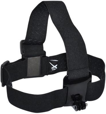 Xit XTGPHS GoPro Hero 3/3+ Cameras Head Strap (Black)