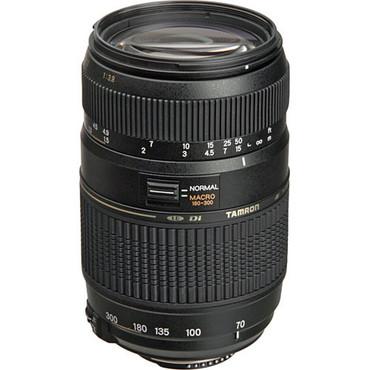 Pre-Owned - Tamron 70-300 Mm F/4-5.6 Di Ld AF Macro For Nikon