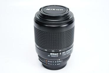 Pre-Owned - Nikon AF 80-200MM F4.5-5.6 D