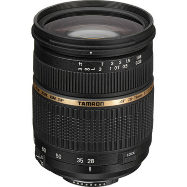 Pre-Owned - Tamron 28-75mm F2.8 AF SP XR Di LD (IF) for Nikon