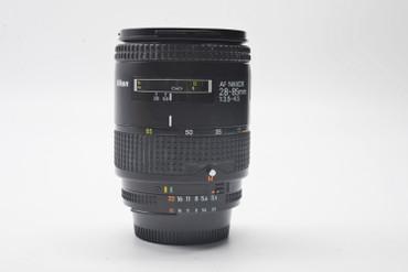 Pre-Owned - Nikon 28-85mm f3.5 - f4.5 AF Macro Zoom Lens