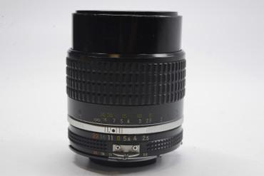 Pre-Owned - Nikon Nikkor 105mm F/2.5 AI-S Manual focus lens