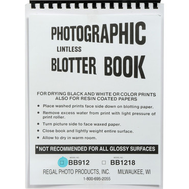 9X12 Blotter Book