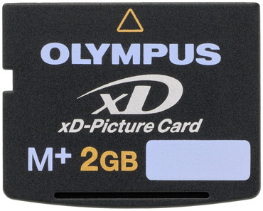 Pre-Owned 2GB Xd-Picture Card (Type M)