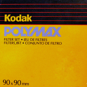 Pre-Owned - Kodak Polycontrast Filter Kit 7 filters