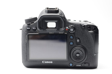 Pre-Owned - Canon EOS 6D Digital Camera (Body Only)