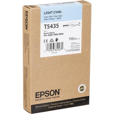 Light Cyan Ink UltraChrome Cartridge for 4000, 7600 & 9600 Printers (110ml)