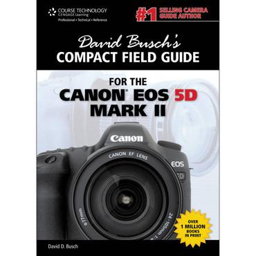 Book for CANON EOS 5D MARK II