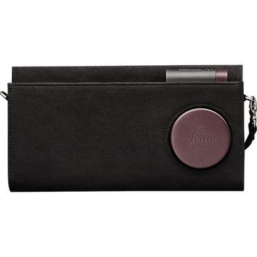Leica C-Clutch Case for Leica C Digital Camera (Dark Red)