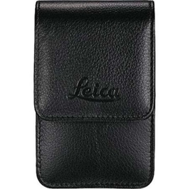 Black Leather Case With Belt Loop For C-LUX