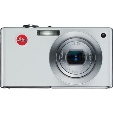 Leica - Leather Case White For C-LUX 3