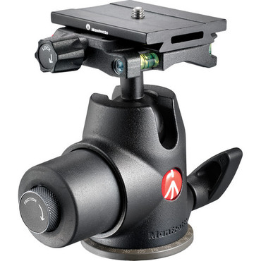 Manfrotto 468MGQ6 Hydrostatic Ball Head with Q6 Quick Release