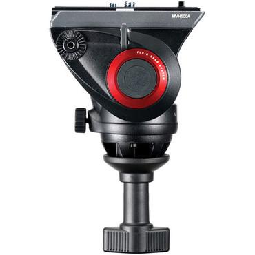 MVH500A Pro Fluid Head - 60Mm Half Ball