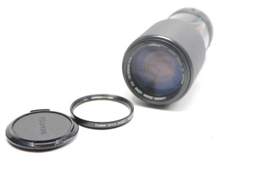 Pre-Owned  Canon 70-210MM FD F4.0 Manual focus lens