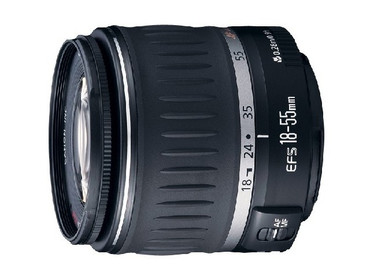 Pre-Owned - Canon EF-S 18-55Mm F3.5-5.6