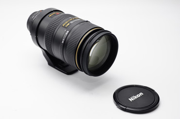 Pre-Owned - Nikon 80-400mm f/4.5-5.6D ED VR  ED First Generation