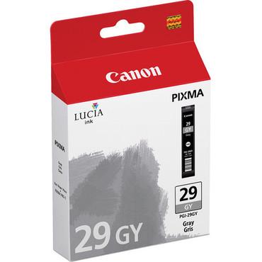 PGI-29 Gray Ink Cartridge For Pixma PRO-1
