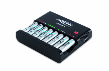 Ansmann Powerline 8 - Battery Charger