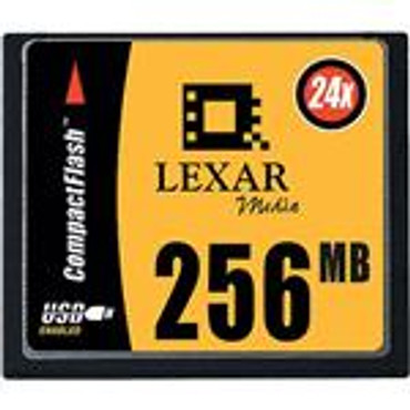256Mb Compact Flash