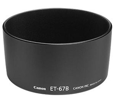 ET-67B Lens Hood For 60Mm Macro