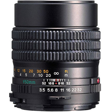 150Mm F/3.5N For 645 Pro Manual Focus