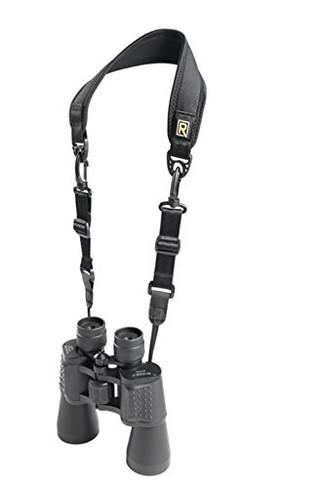Black Rapid Binoc Strap And Binoc Adapter for Black Rapid Double Strap