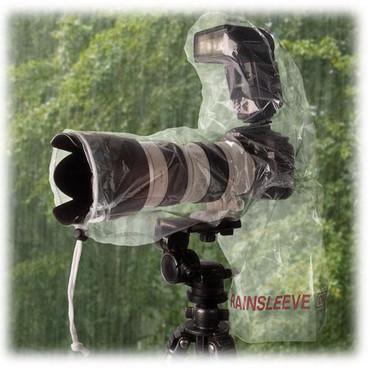 Rainsleeve-Flash (Clear) 2 Pack