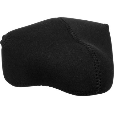 OP/TECH USA Compact SLR and Rangefinder Soft Pouch (Black)